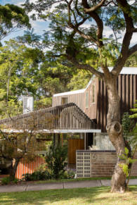 Riverview House, David Boyle Architects