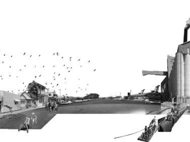 Angus Vinden Concept Collage