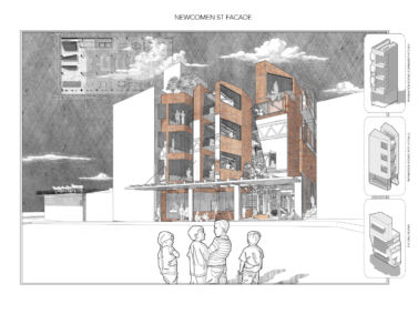 James Ellis Elevation Render 1
